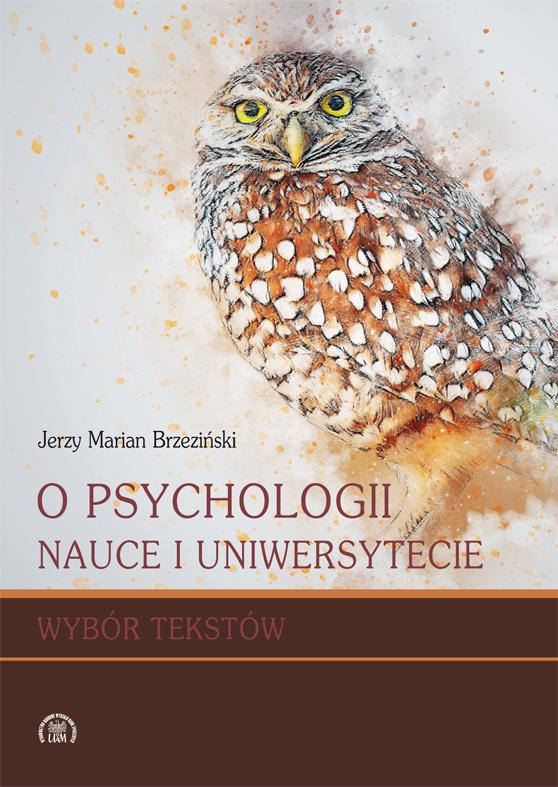 O psychologii