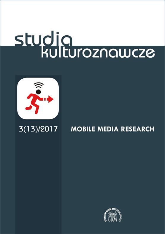 Studia Kulturoznawcze 3(13)/2017