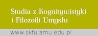 Studia z Kognitywistyki i Filozofii Umysłu