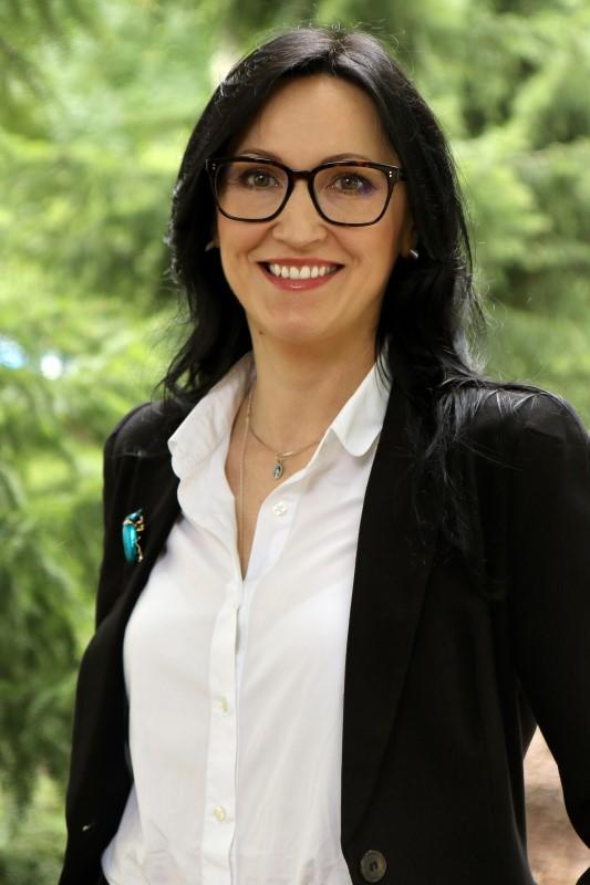 Prodziekan prof. Monika Oliwa-Ciesielska
